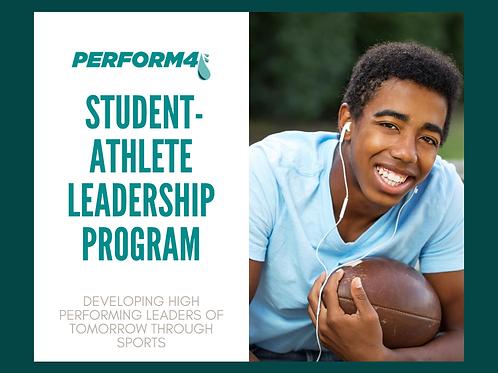 Student-Athlete Leadership Program