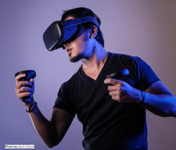 The effects of violent computer games with virtual reality