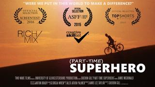 (Part-Time) Superhero