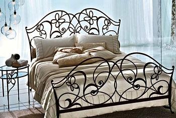 кованые кровати кованая кровать