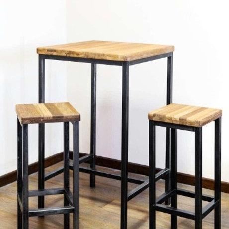 Барный стол и табурет