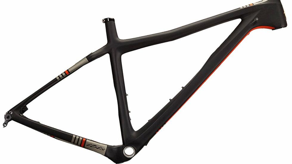 Ibis DV9 carbon hardtail mountain bike frame