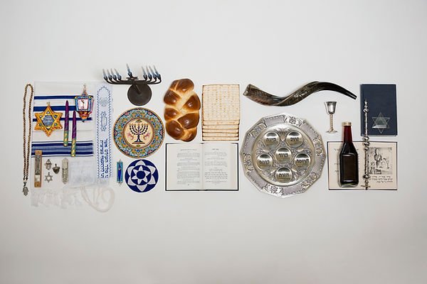 Jewish Traditional Objects