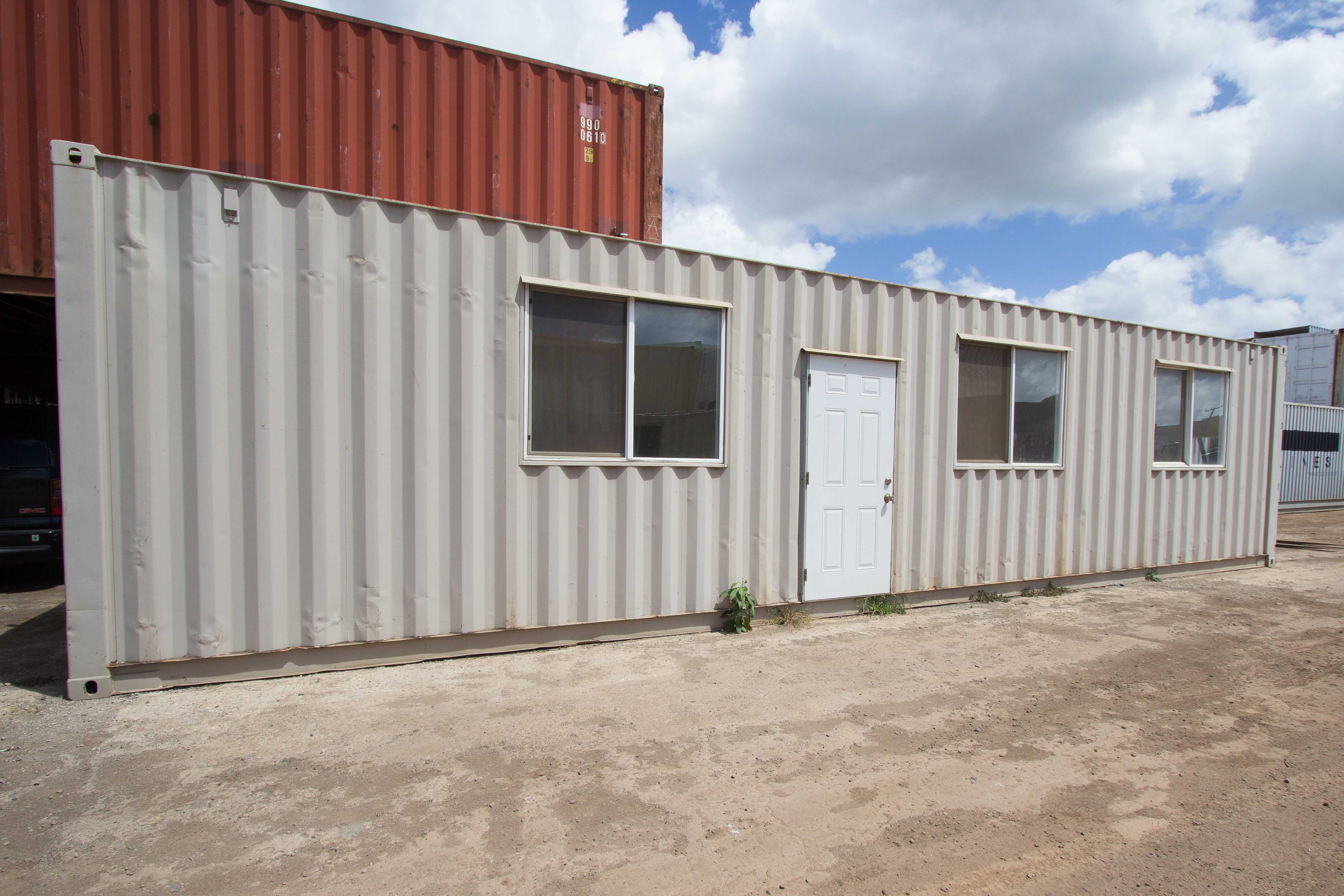 40' Modular Office