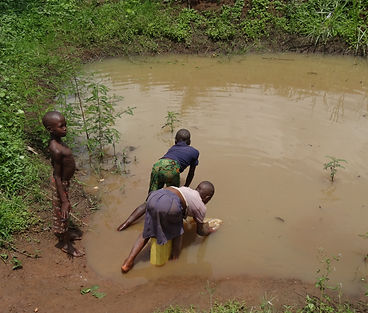 water charity projects