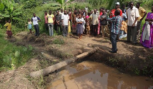 safe water improves health
