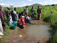 Malawi water source