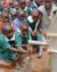 School children at well.JPG