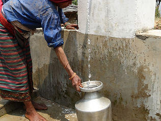 Nepal water supply