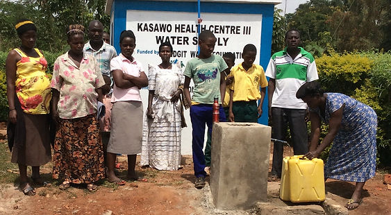 safe water in health centres