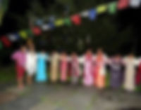 Cultural activity to sponsor a village