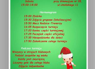 I turniej Mikołajkowy Klubu Sportowego Gocław Warszawa