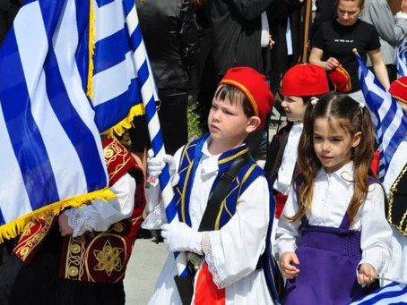 Grecki Dzień Niepodległości