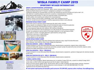 Wisła Family Camp 03.02-09.02.2019