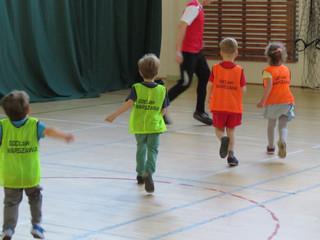 Piłkarskie Przedszkole - pierwsze zajęcia na Bartosika