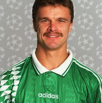 Polski król futbolowego Olimpu