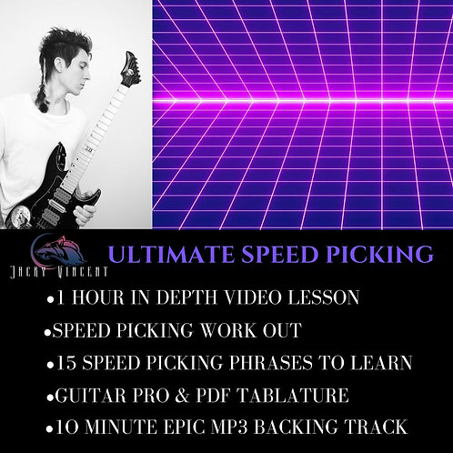 Ultimate Speed Picking Video Pack