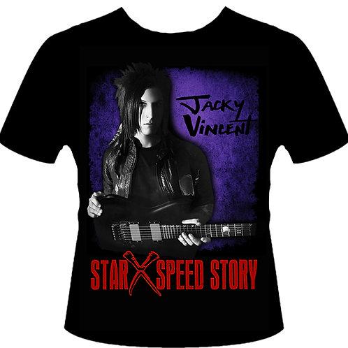 Star X Speed Story T shirt