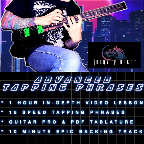 Advanced Tapping Phrases Video Pack