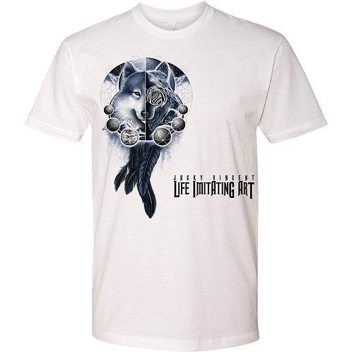 Life Imitating Art T Shirt