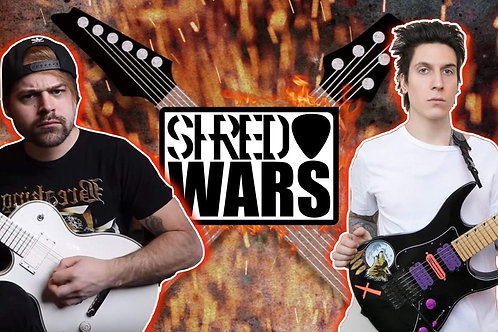 Shred Wars Tab Pack