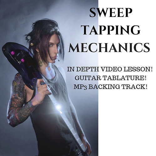 Sweep Tapping Mechanics Video Pack