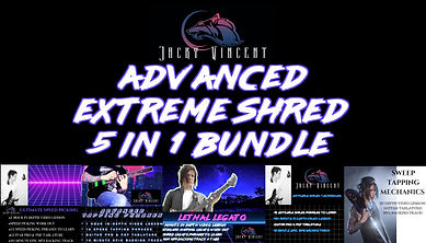 extreme advanced shred jacky vincent swe