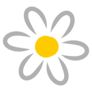 Hive Counselling Leicester logo flower.png