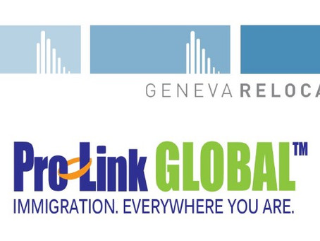 Pro-Link GLOBAL elects Geneva Relocation's Immigration Centre of Expertise to cover the Swiss market
