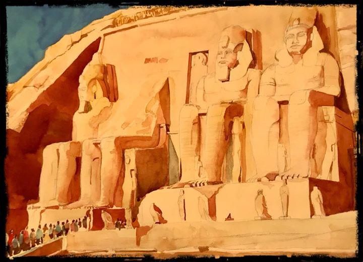 Tourists at Abu Simbel.jpg.jpg