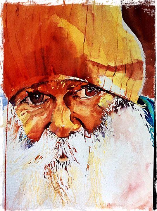 Neither Santa nor banta _)..