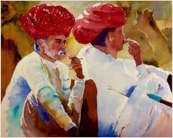 Considering the sale price at Pushkar
