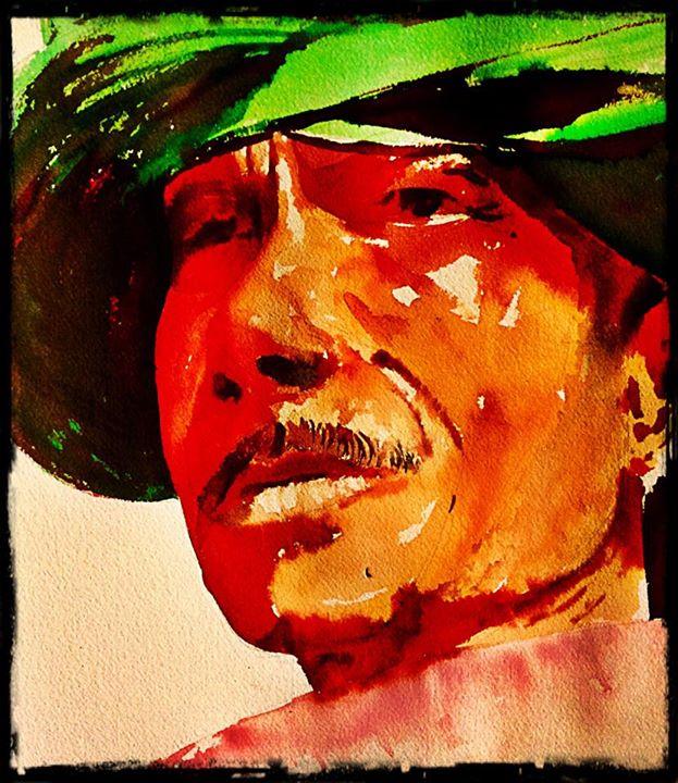 The green turban