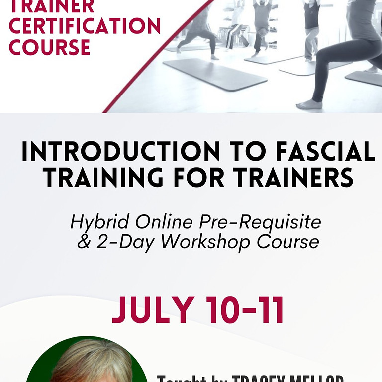 Fascial Fitness Training Course