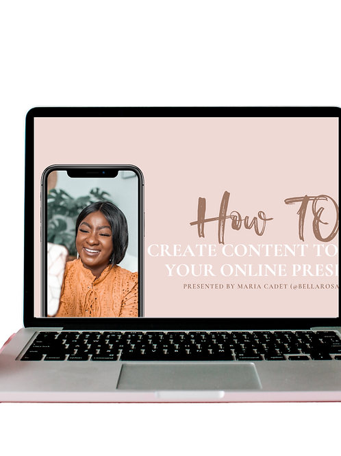 The Influencer Masterclass: How to Create Content to Scale Your Online Presence