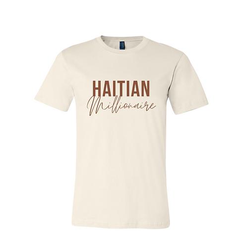 Unisex Haitian Millionaire Tee