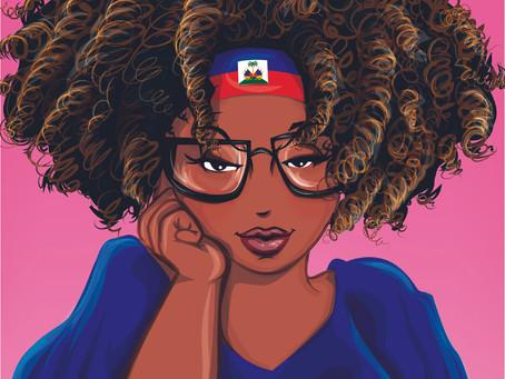 Meet Haitian Author Katchouscia Apollon | Shades of Me Poetry Collection