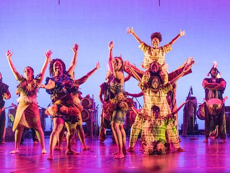 BAM presents DanceAfrica 2021  Vwa zanset yo: y'ap pale, n'ap danse!