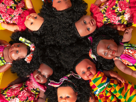 Black Children need to see representation in their toys | Fusion Dolls