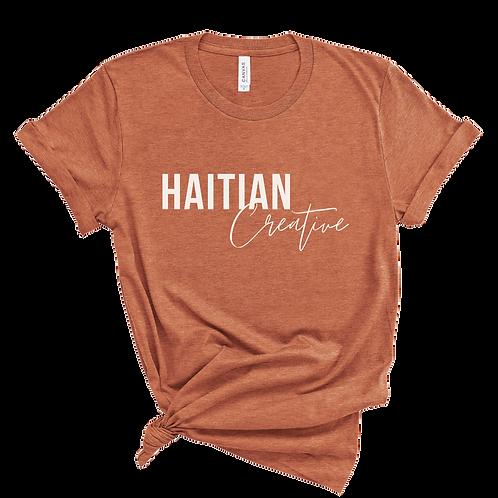 Unisex Haitian Creative Tee