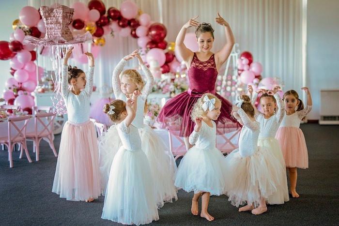 Baby Ballerina Dance Company