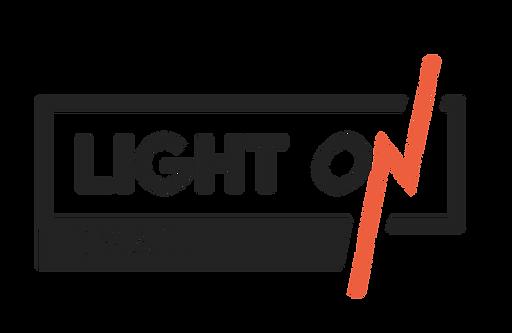 Logo Light on trail, organisation de trails, ultra trail