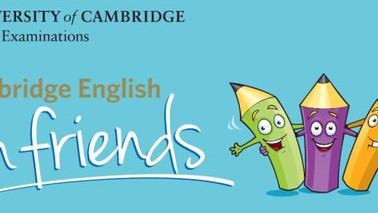 Мы стали официальными участниками Кембриджской программы