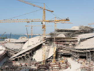 روزهای سخت هنر در قطر