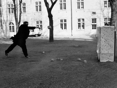 جیمی دورم: در مرکز جهان
