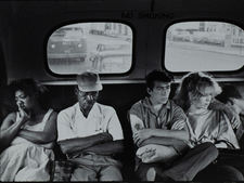 لحظههای قطعی: بروس دِیویدسن و عکاسی درگیرانه