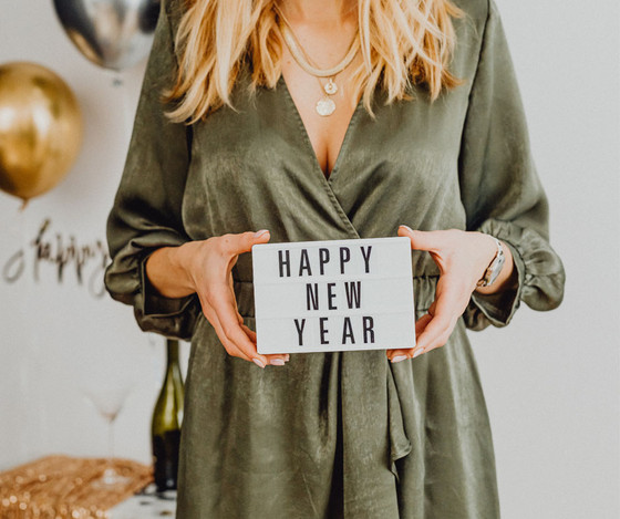 Happy New Year! Here's to a prosperous 2021!