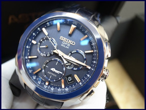 SEIKO アストロン SBXC031 5X53-0AL0 メンズ ソーラー電波GPS 腕時計 買取しました.