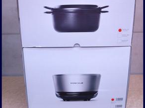 バーミキュラ ライスポット 5合炊きモデル RP23A-SV 買取しました。