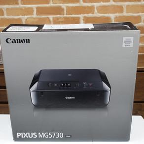 Canon PIXUS MG5730 インクジェットプリンター 未使用品 買取しました。